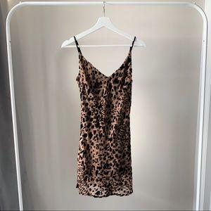 NWOT Forever 21 Slip Dress